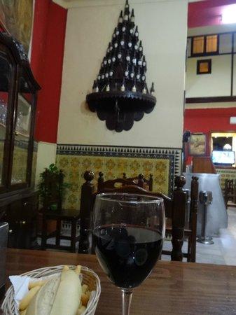 La Parra Vieja, Jerez