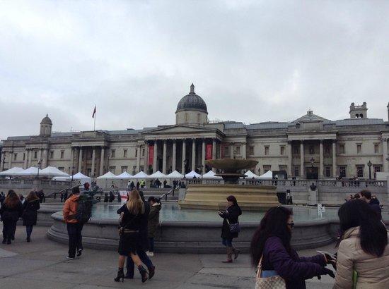 Galería Nacional: the national gallery