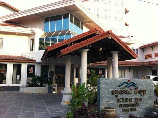 Holiday Villa Nataya Sihanoukville : Lovely hotel