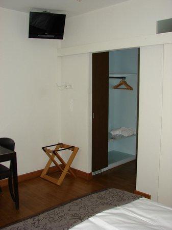 Hotel Seehof: Номер
