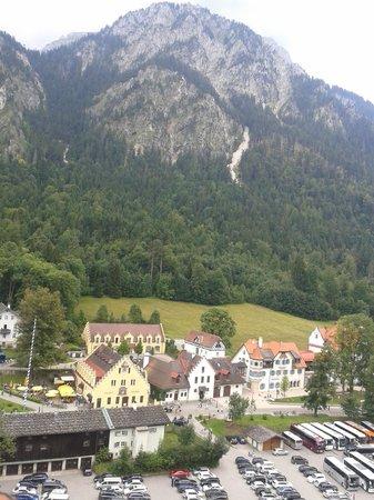 Hotel Villa Ludwig: Local area.