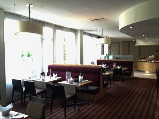 Mercure Airport Hotel Berlin Tegel : Restaurant