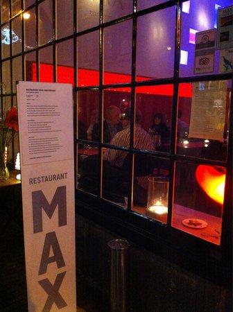 MAX Amsterdam : Superbe endroit ! Très agréable !