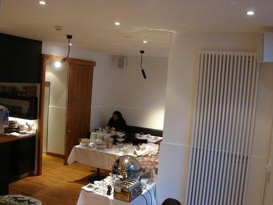 Hotel Seehof: Завтрак