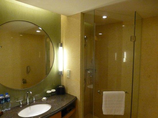 DoubleTree by Hilton Shanghai Pudong: Bathroom