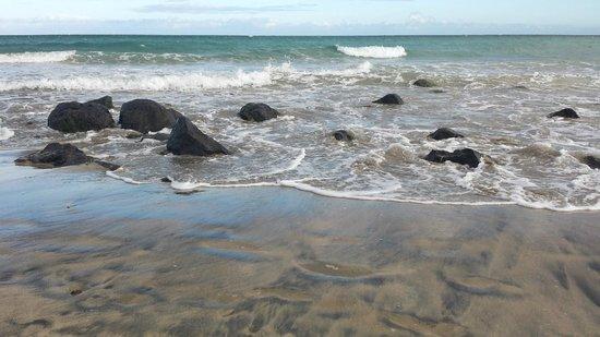 SBH Club Paraiso Playa: a shore like in Scotland ...