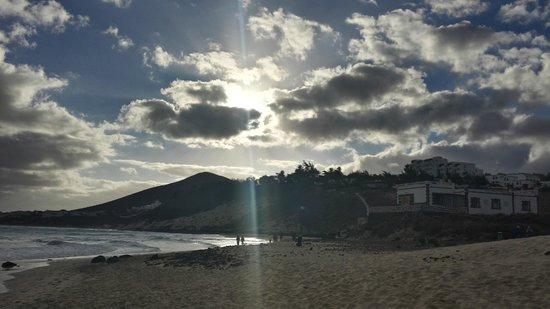 SBH Club Paraiso Playa: sunset
