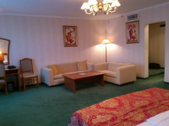 Korston Club Hotel Moscow: Room