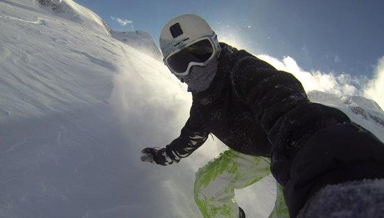 Eskimos Ski School: Top-Wetter
