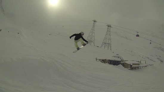 Eskimos Ski School: Freestyle