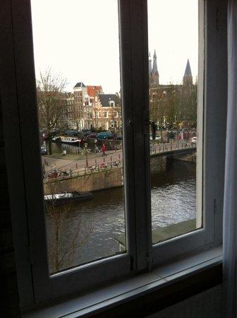 Max Brown Hotel Canal District: Super vue de notre chambre