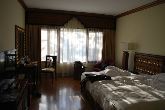 The Kandawgyi Palace Hotel: Ansicht Standardzimmer Kandawgyi Palace Hotel