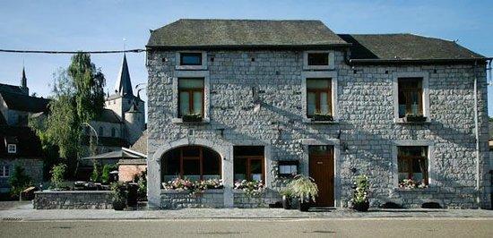 Houyet, Belgium: Restaurant le St Hadelin