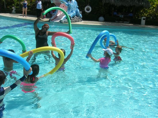 Paradisus Punta Cana: pileta del kids