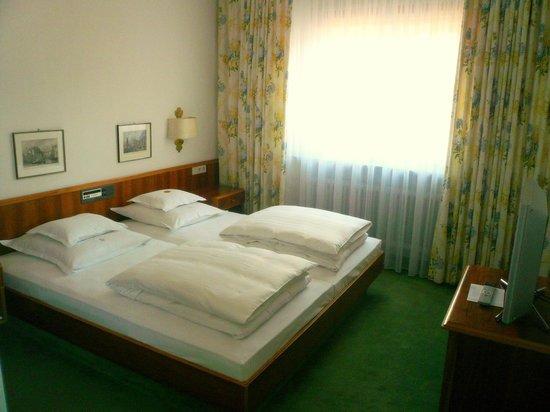 Hotel Reutemann und Seegarten: Schlafbereich