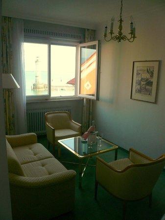 Hotel Reutemann und Seegarten : Wohnbereich