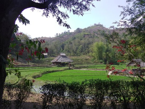 Kamu Lodge : Un site exceptionnel