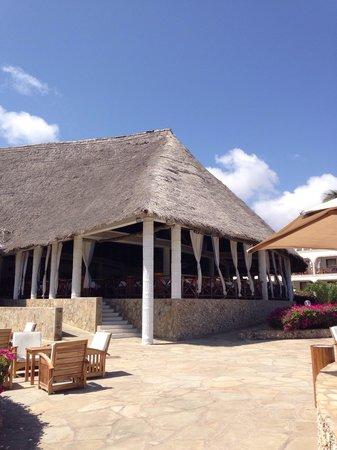 Clubviaggi Resort Twiga Beach & SPA : Il ristorante