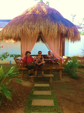 Sunz En Coron Resort : Wooden Huts
