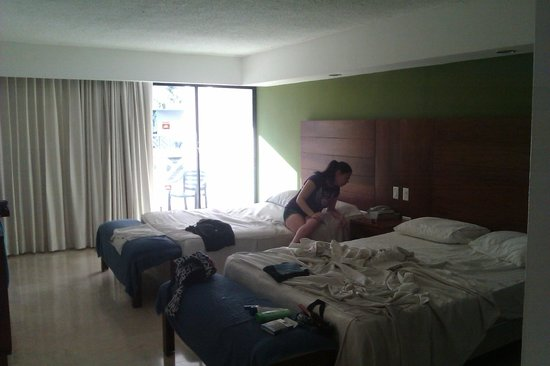 Hotel Beach House Playa Dorada : Chambre