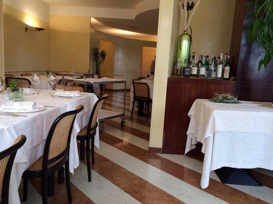 Ristorante Pacifico da Franco: Sala da pranzo