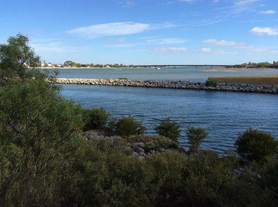 Dolphin Point B&B: Water views from every room