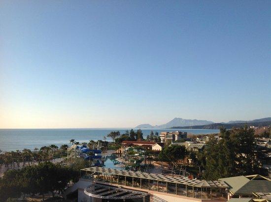 Limak Limra Hotel : zeezicht