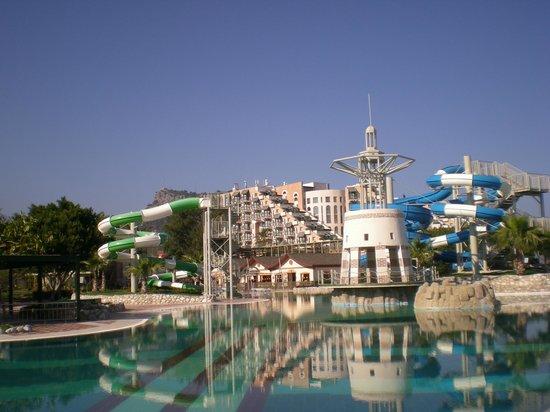 Limak Limra Hotel : zwembad