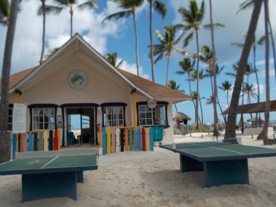 Be Live Collection Punta Cana: Kids area
