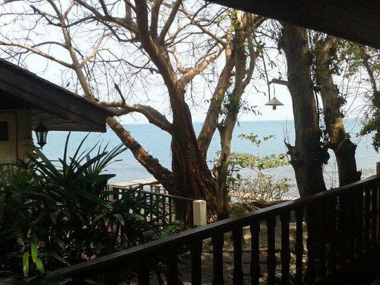 Vimarn Samed Resort: Garden view bungalow