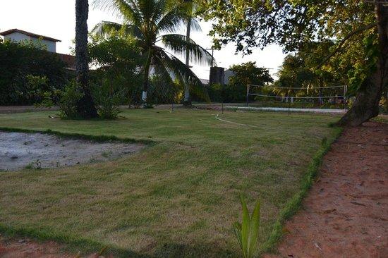 Alma Tropical Resort: treinamento de golf