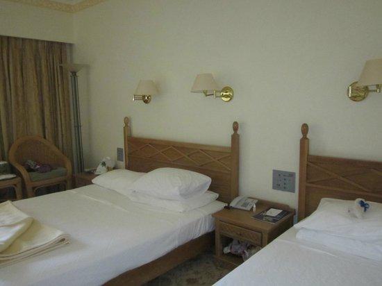 Aquila Rithymna Beach Hotel : номер