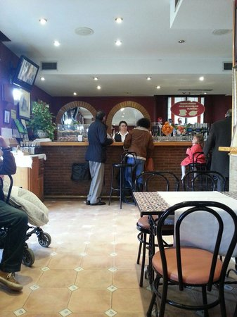 Cafeteria Restaurante Rincon de Godoy