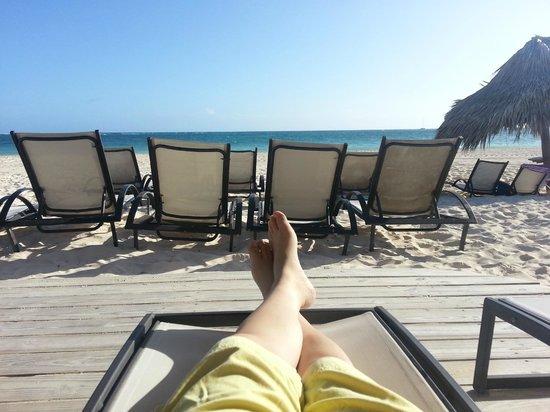 Paradisus Palma Real Golf & Spa Resort : Beach