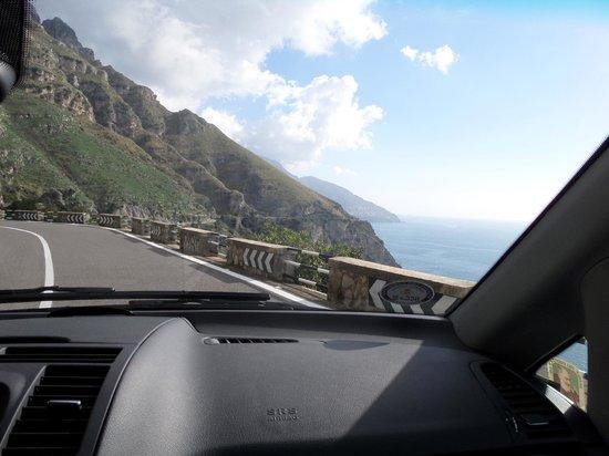 Iaccarino Sorrento Limousine Service: Amalfi Coast drive