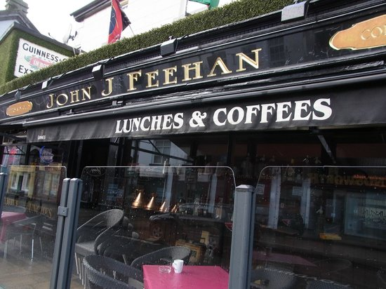 Feehan's Bar: 外観