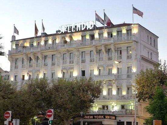 Hotel Splendid: La façade
