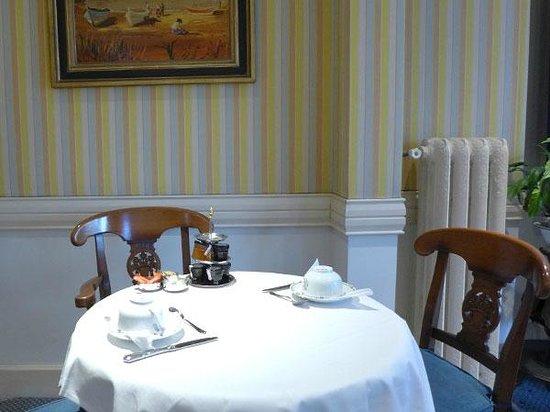 Hôtel Splendid : La salle du petit-déjeuner