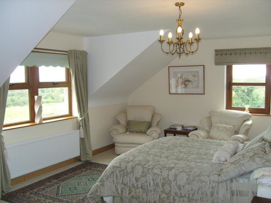 Ardbrae Country House: The Green Room
