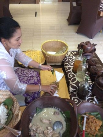 Grand Tjokro Yogyakarta : Traditional Drinks