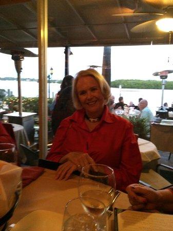 Ophelia's on the Bay: Joyce