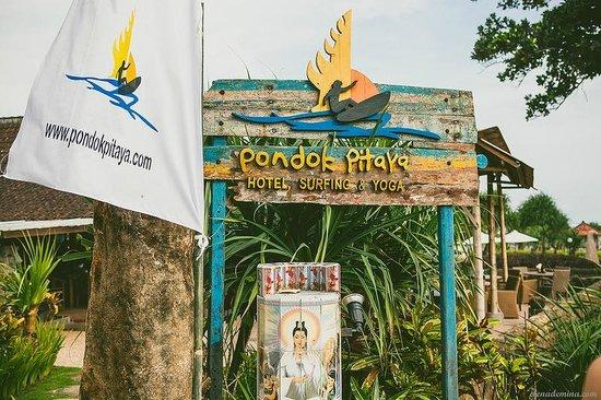 Pondok Pitaya: Hotel, Surfing and Yoga : Pondok Pitaya