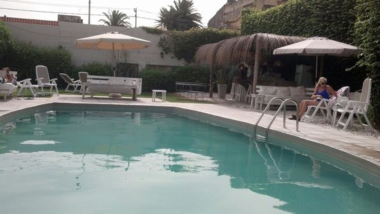 Atlantico Boutique Hotel: Pool