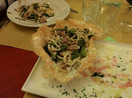 Osteria Numero Uno : Umbricelli numero unoooooo! :-)