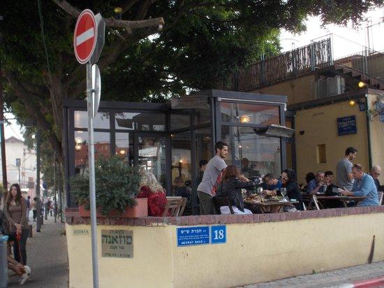 Neve Tzedek: Hevrat Shas Street