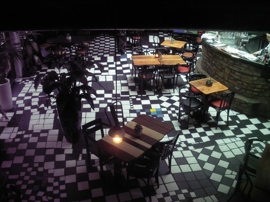 Kunsthaus Wien : das Cafe