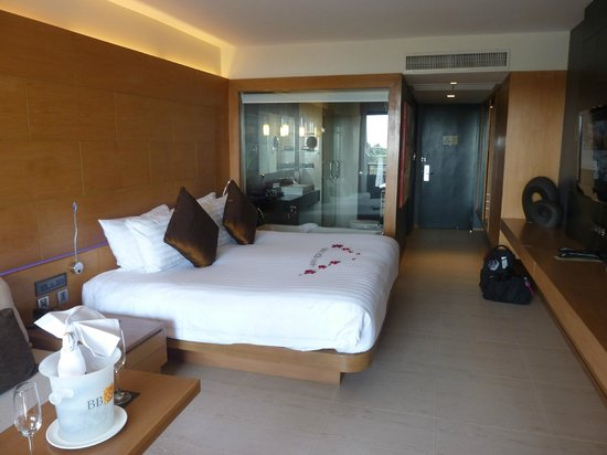 Novotel Phuket Kata Avista Resort and Spa : Vue de la chambre