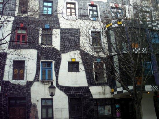 Kunsthaus Wien : Fassade