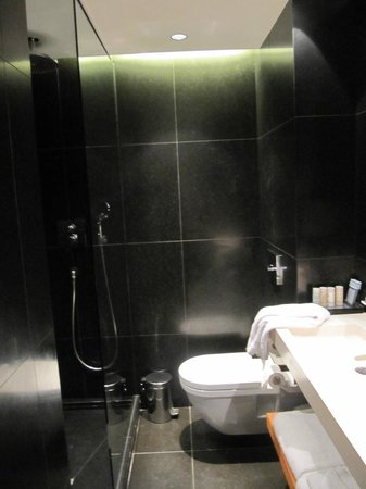 Le Metropolitan, a Tribute Portfolio Hotel: bathroom, toilet in awkward position