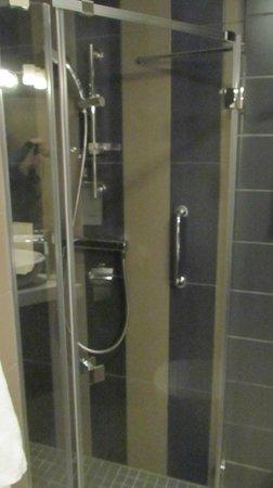 Wellton Centrum Hotel & SPA : Łazienka pokój 502, bathroom room 502
